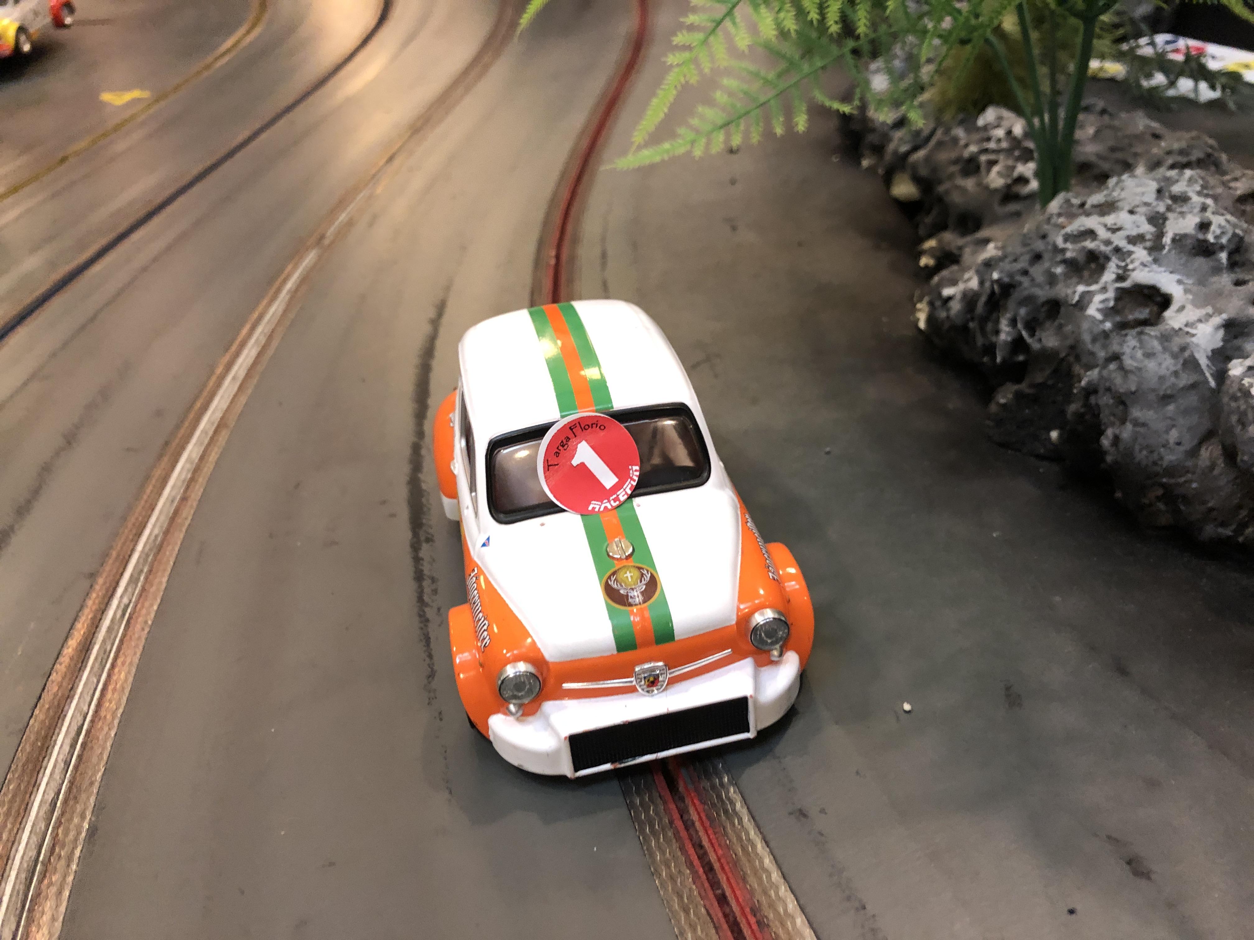 Fiat Abarth jägermeister