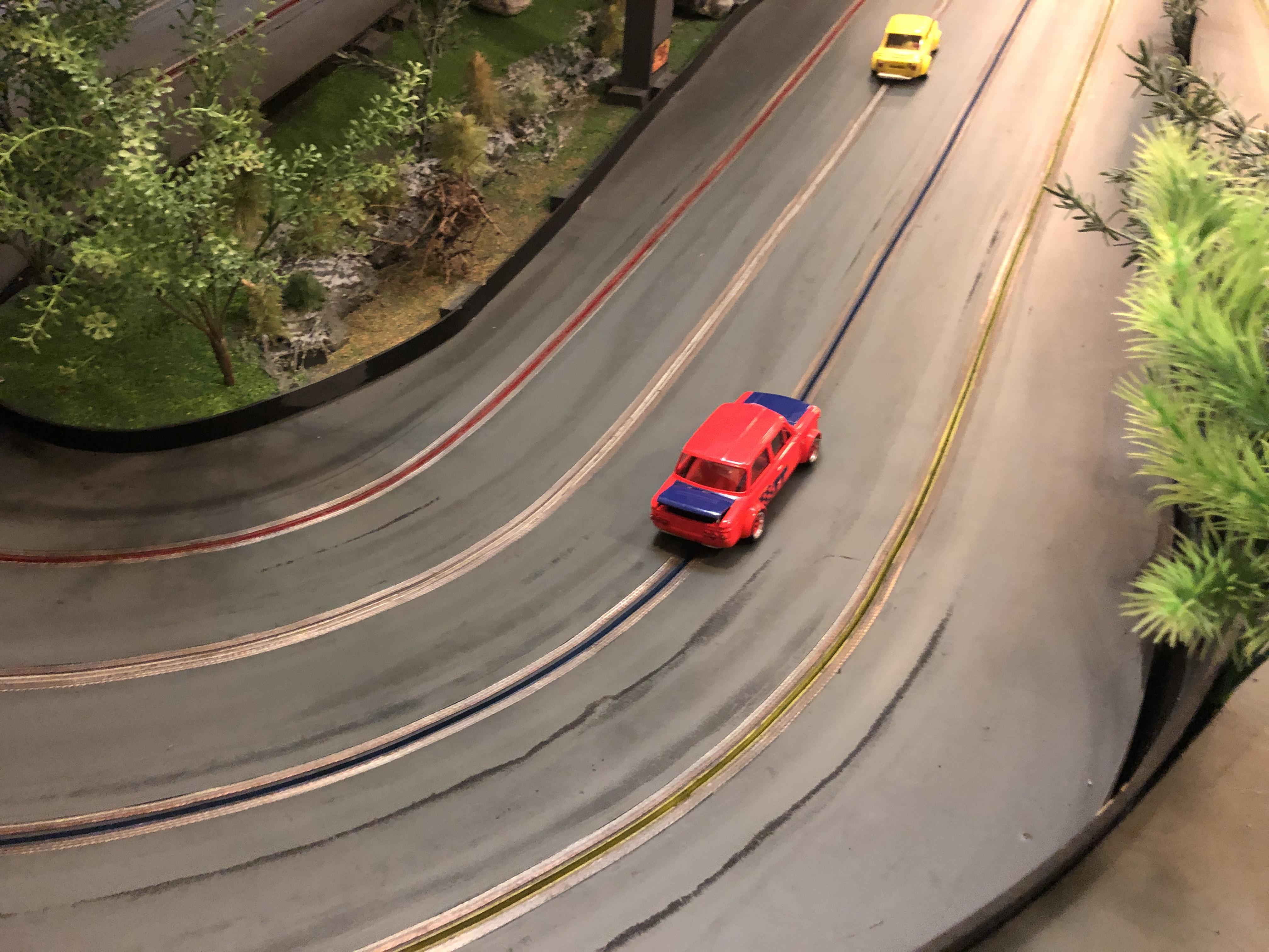 NSU TT og Simca 1000